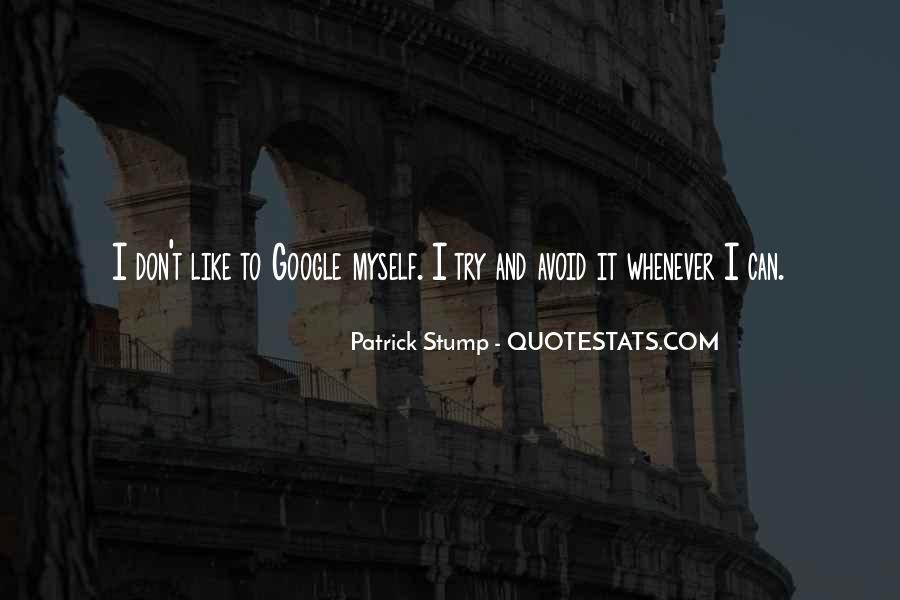 Patrick Stump Quotes #1721176