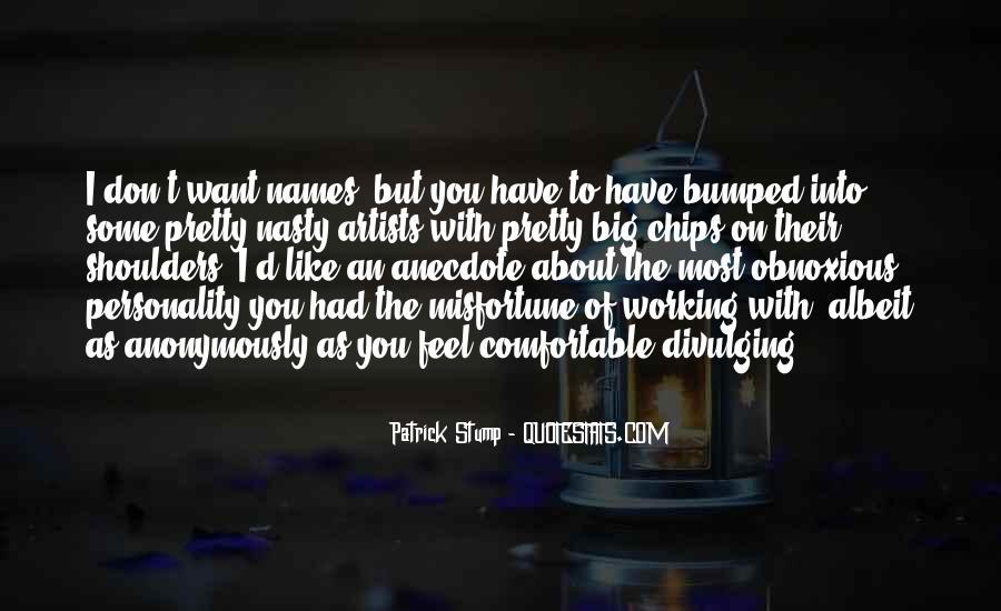 Patrick Stump Quotes #1748674