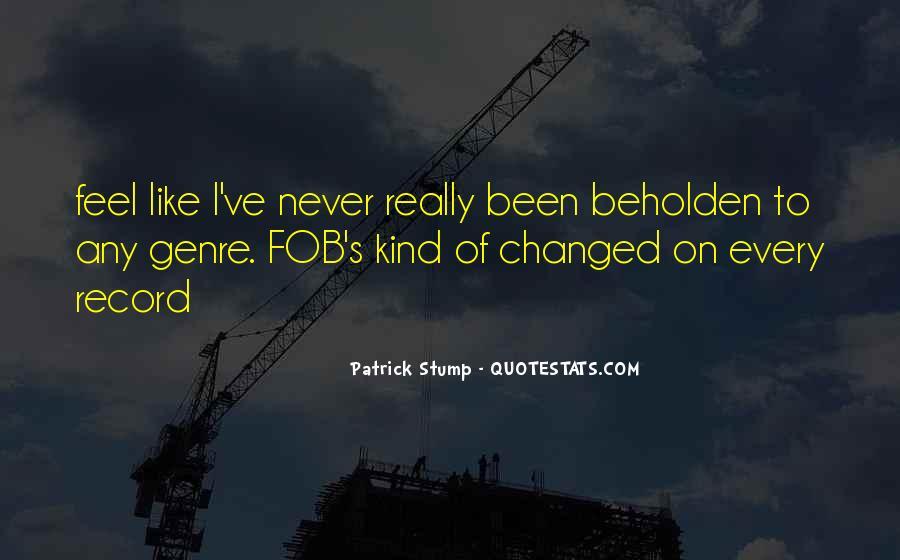 Patrick Stump Quotes #224131