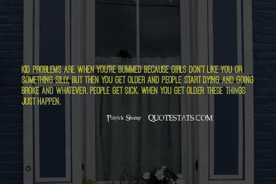 Patrick Stump Quotes #265729