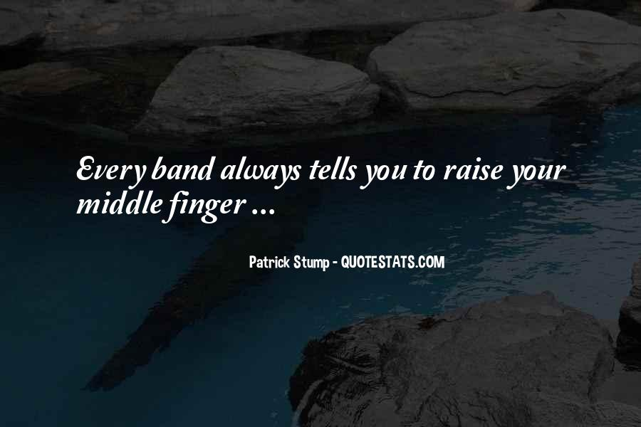 Patrick Stump Quotes #296808