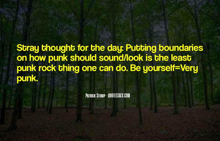 Patrick Stump Quotes #359897