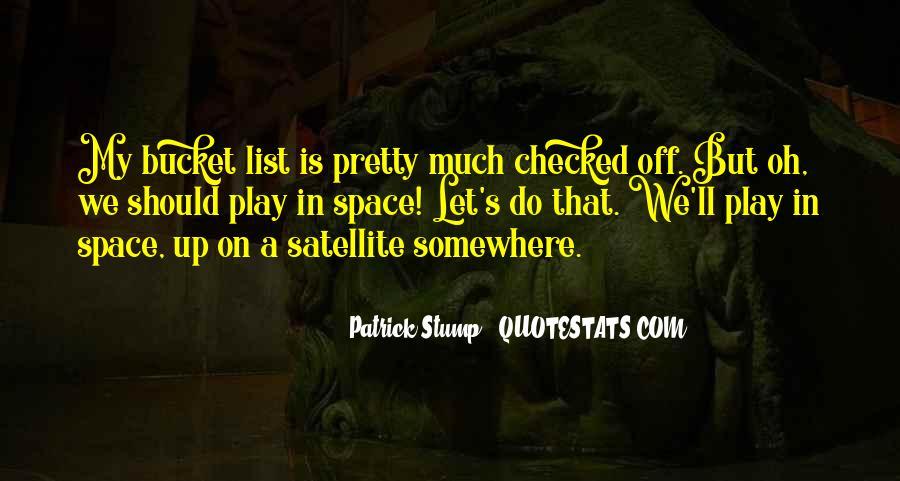 Patrick Stump Quotes #458781