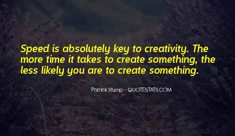 Patrick Stump Quotes #530523