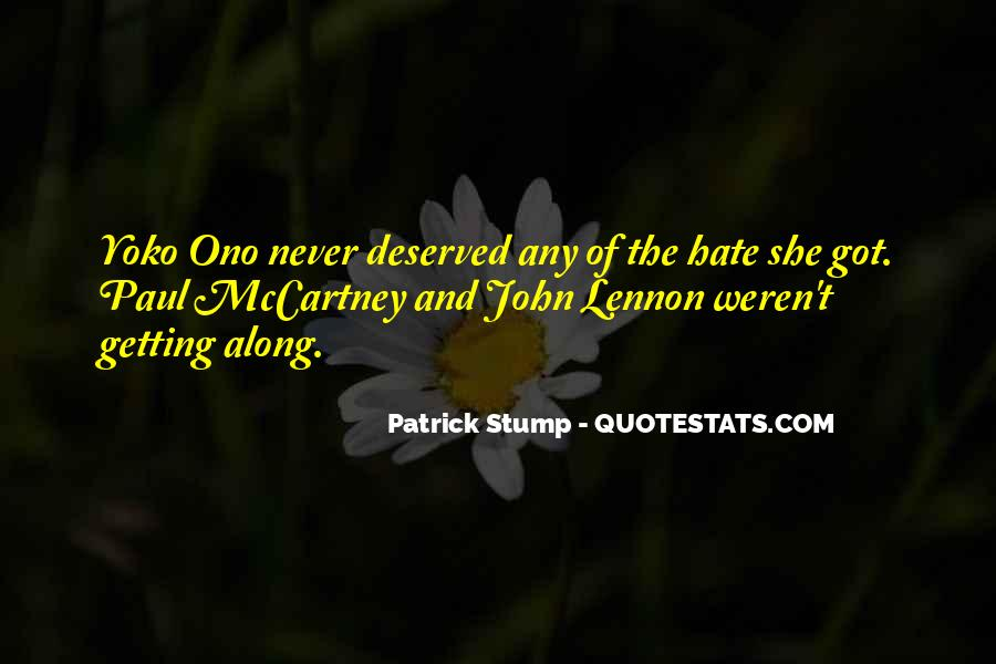 Patrick Stump Quotes #545779