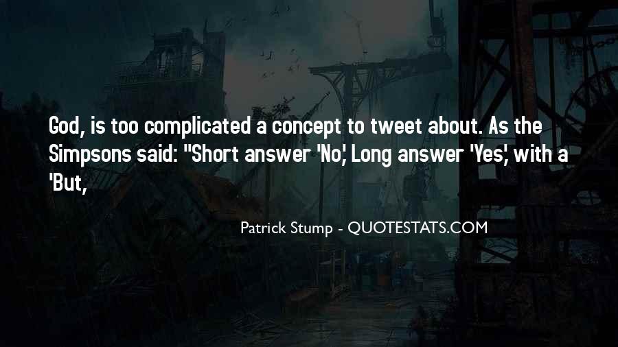 Patrick Stump Quotes #552738