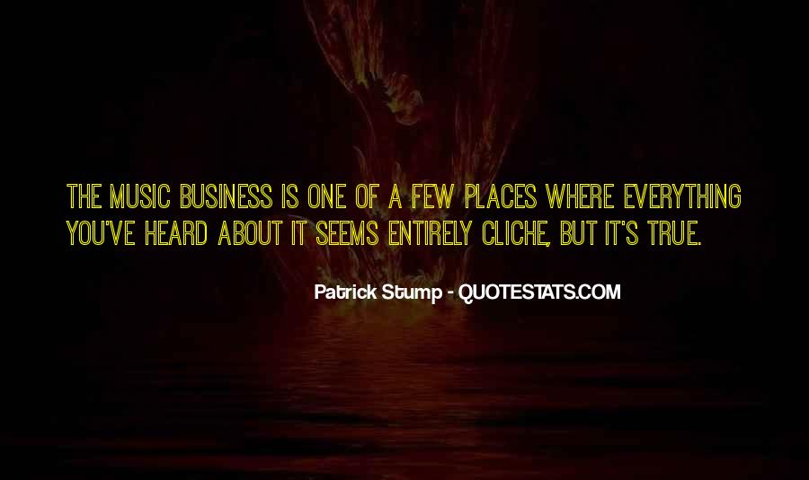 Patrick Stump Quotes #71149