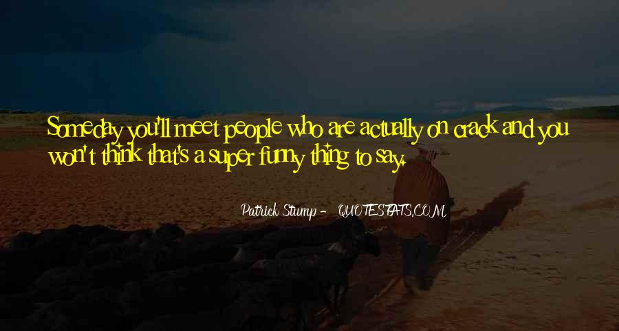 Patrick Stump Quotes #748089
