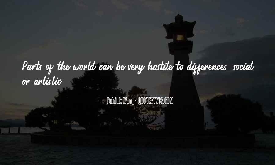 Patrick Wang Quotes #1098279