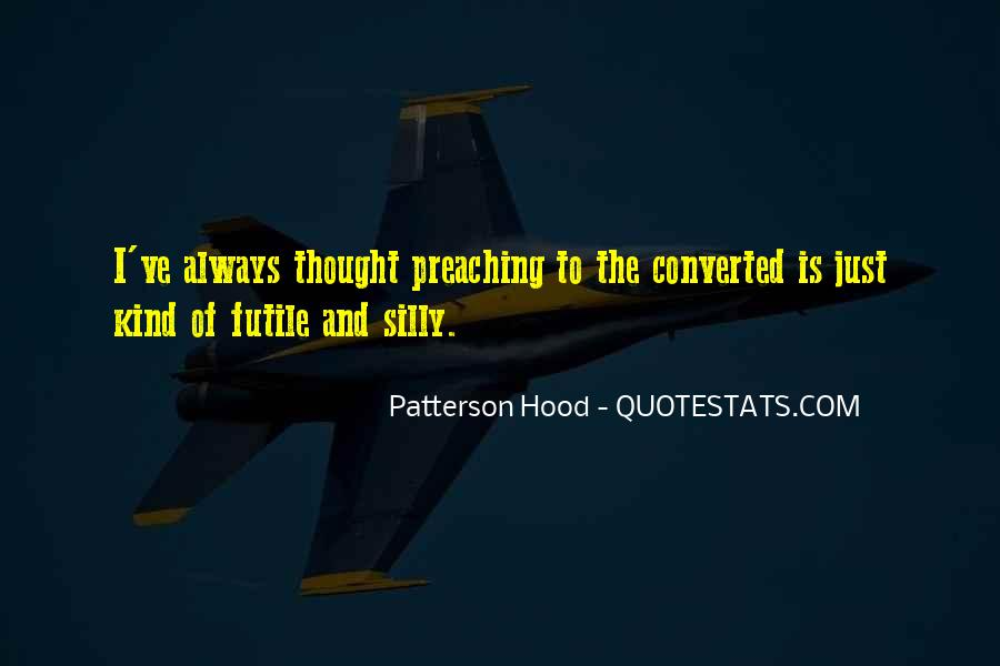Patterson Hood Quotes #1100187