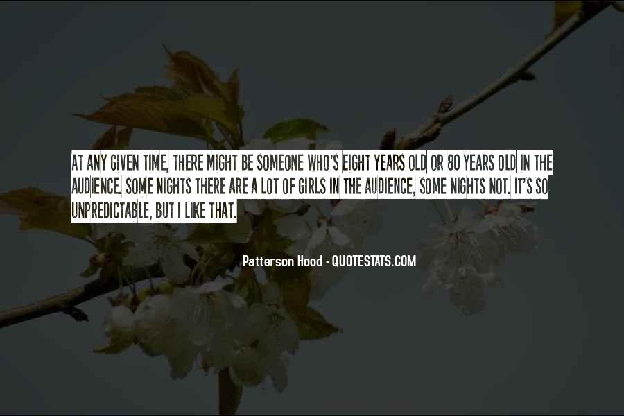 Patterson Hood Quotes #1523702