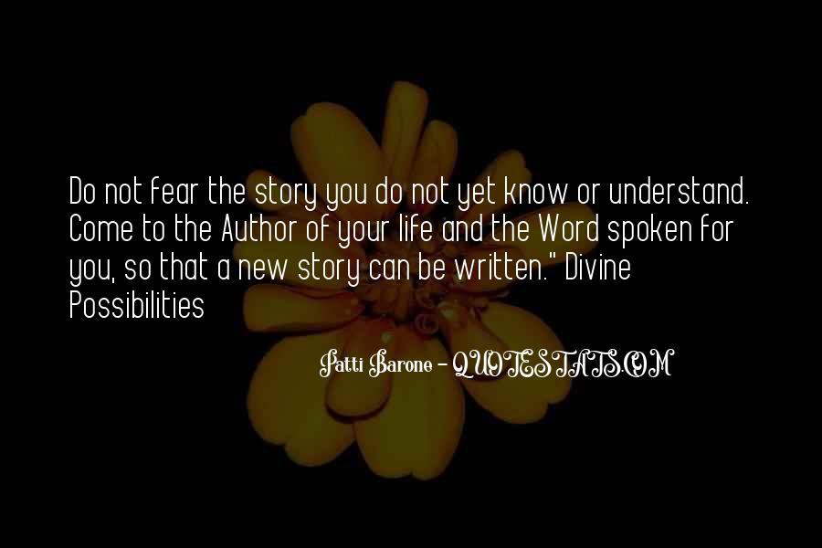 Patti Barone Quotes #1103934