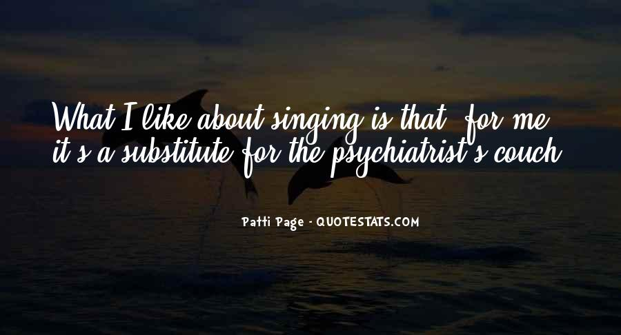 Patti Page Quotes #107818
