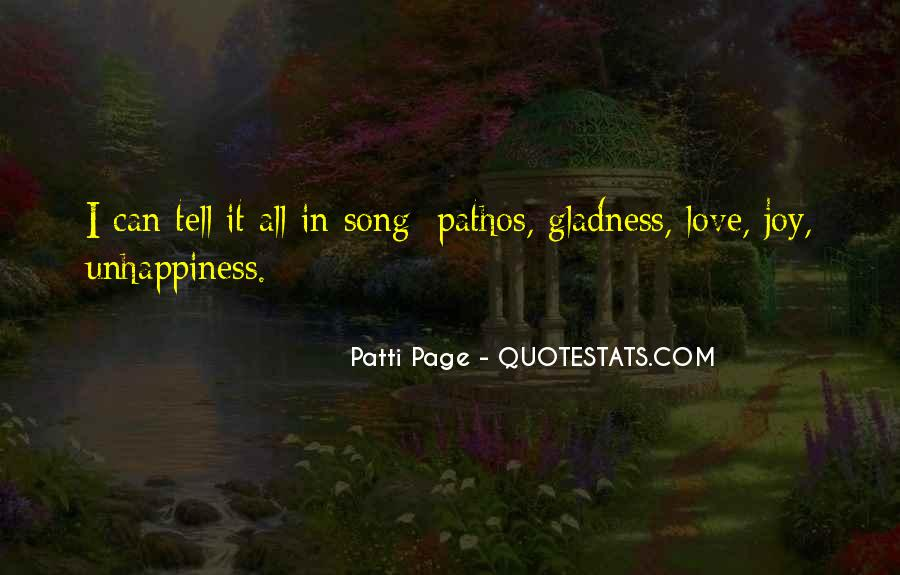 Patti Page Quotes #1627641