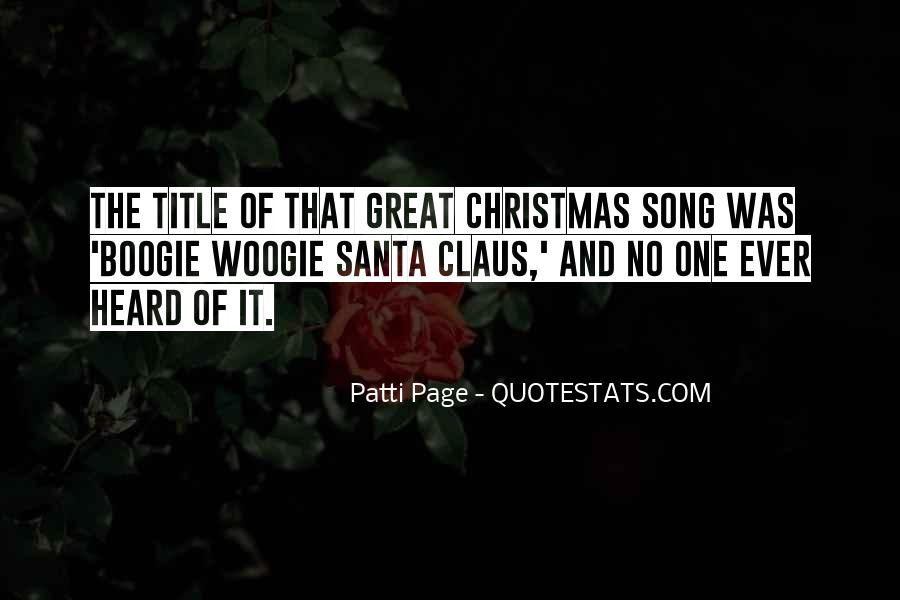 Patti Page Quotes #1814640