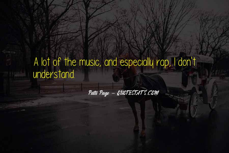 Patti Page Quotes #934905