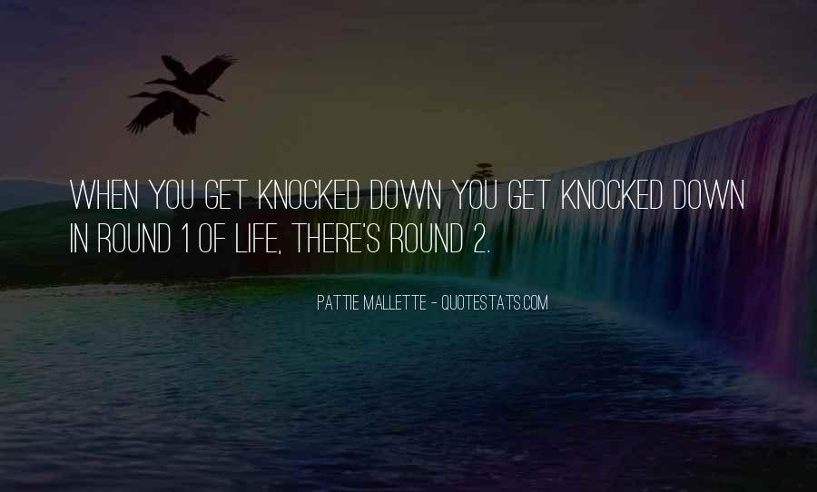 Pattie Mallette Quotes #1200874