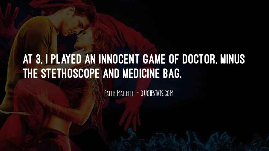 Pattie Mallette Quotes #1535882