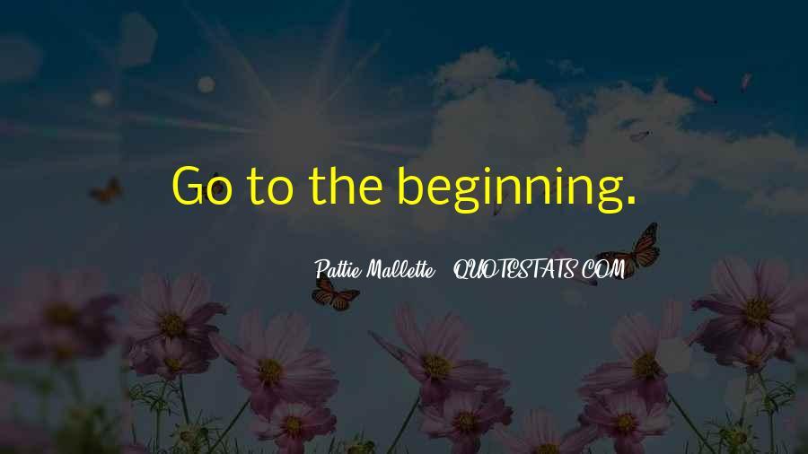 Pattie Mallette Quotes #1722369