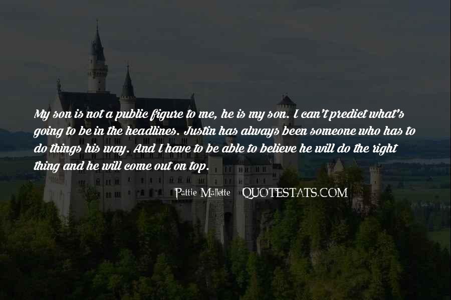 Pattie Mallette Quotes #312562