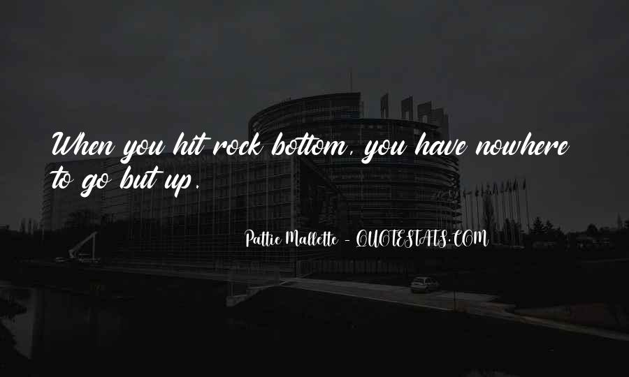 Pattie Mallette Quotes #605112