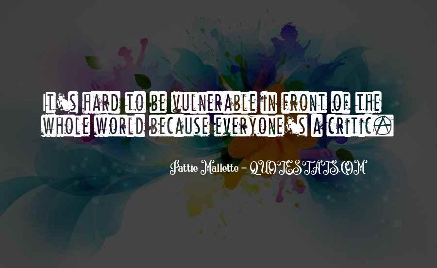 Pattie Mallette Quotes #676788