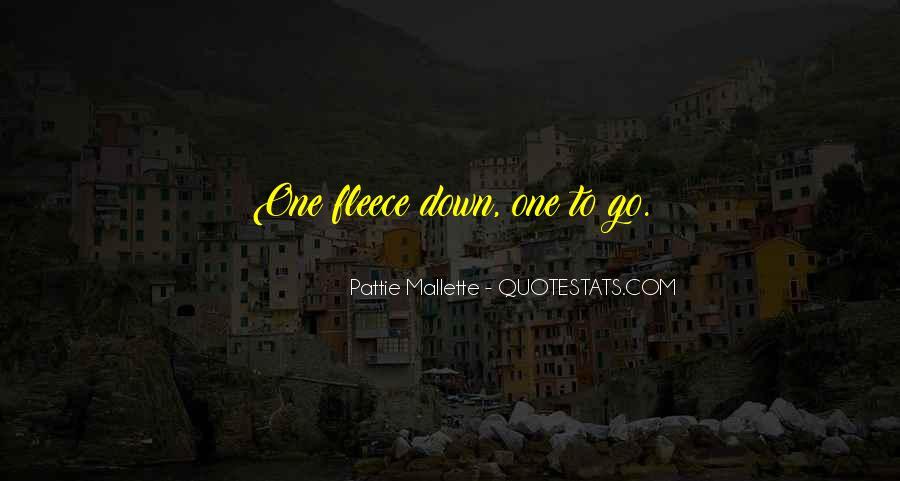 Pattie Mallette Quotes #705291