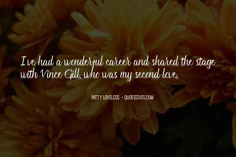 Patty Loveless Quotes #1239586