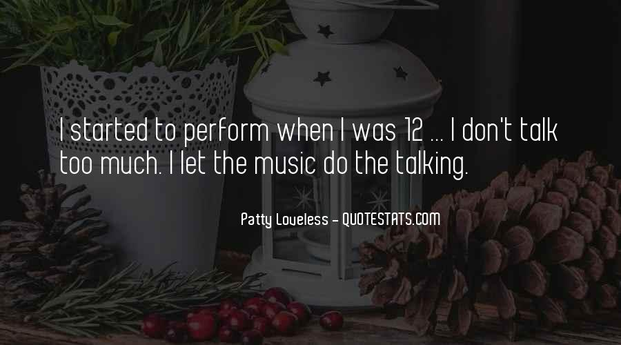 Patty Loveless Quotes #1317230