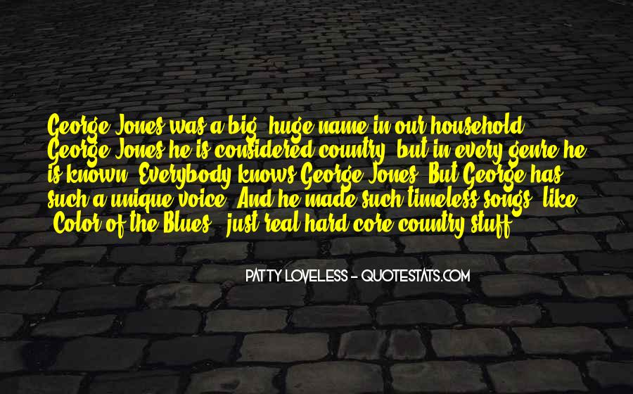 Patty Loveless Quotes #597505