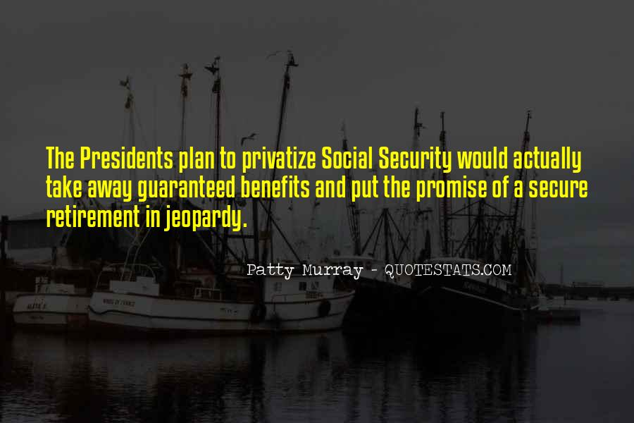 Patty Murray Quotes #1095134