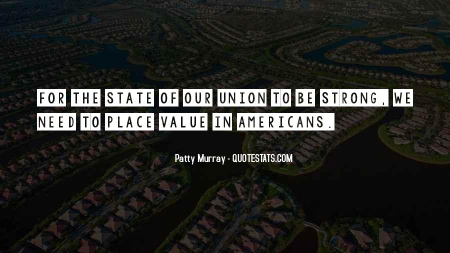 Patty Murray Quotes #1706163