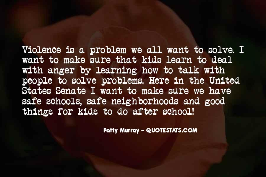 Patty Murray Quotes #191609