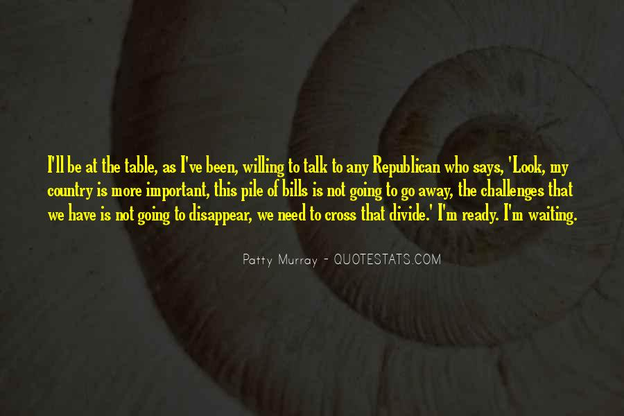 Patty Murray Quotes #43042