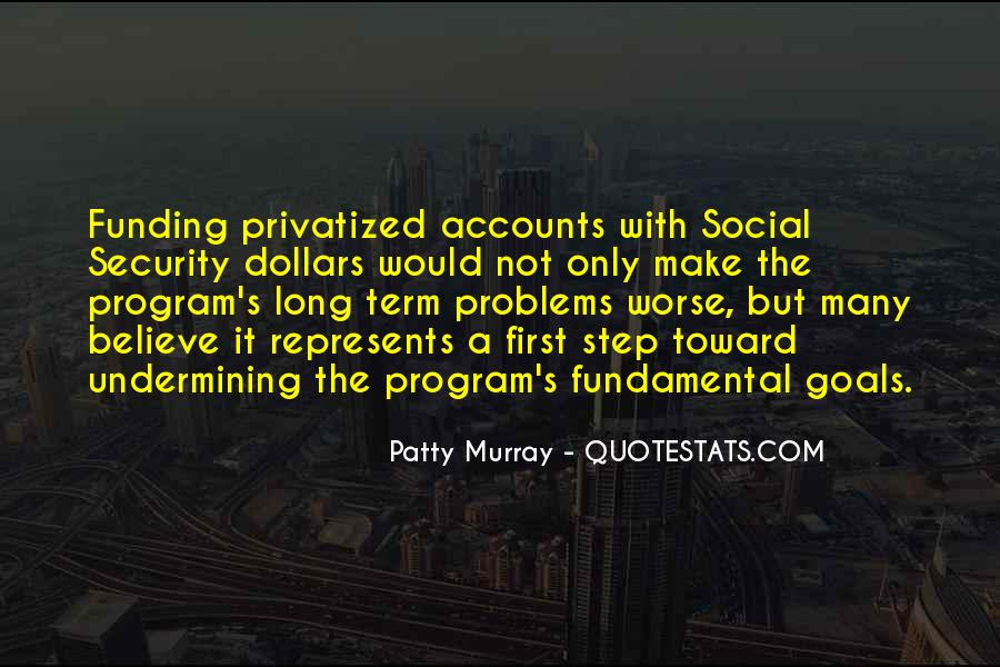 Patty Murray Quotes #546420
