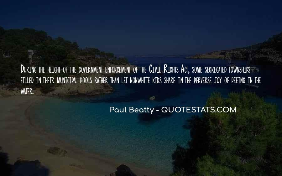 Paul Beatty Quotes #1479362