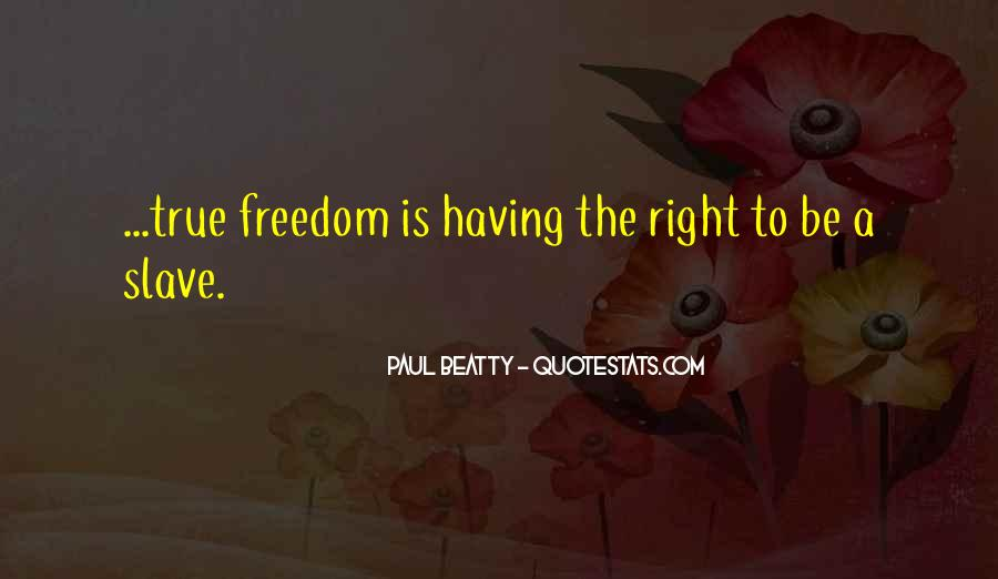 Paul Beatty Quotes #1596175