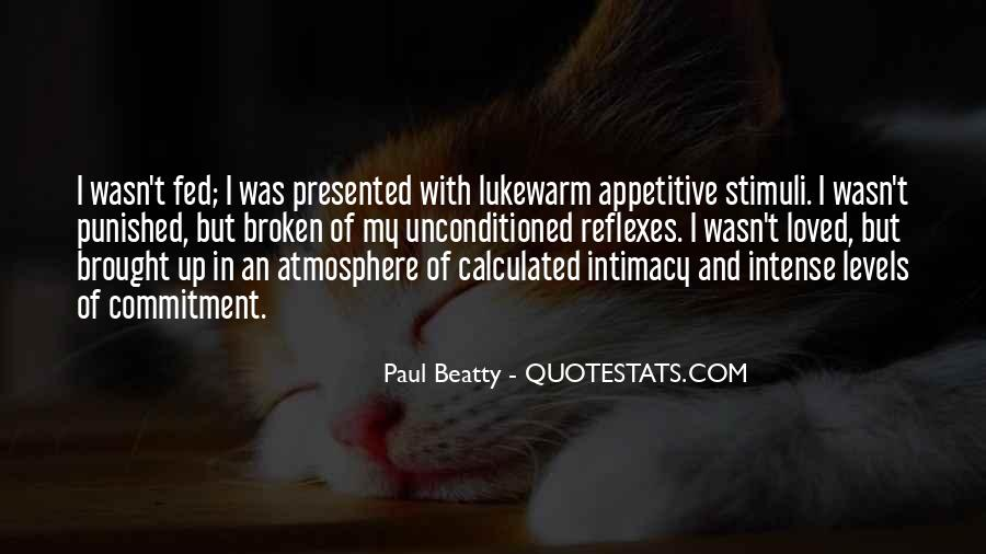 Paul Beatty Quotes #1735112