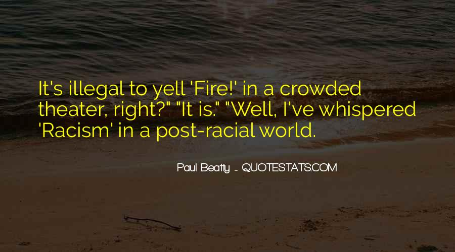 Paul Beatty Quotes #530715