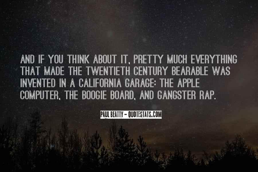 Paul Beatty Quotes #725990