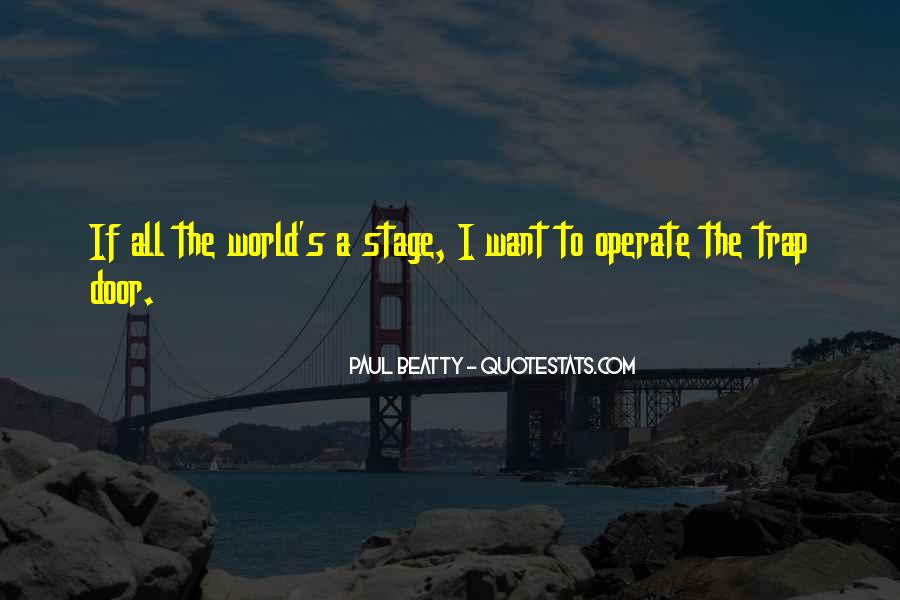 Paul Beatty Quotes #969515