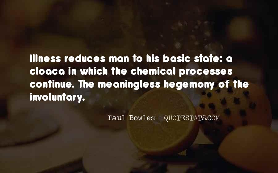 Paul Bowles Quotes #1267387
