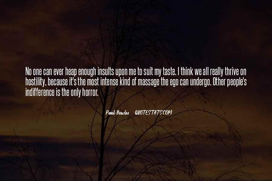 Paul Bowles Quotes #325449