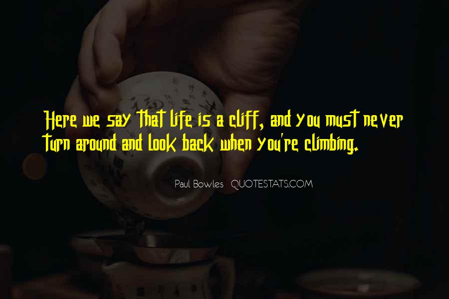 Paul Bowles Quotes #482092