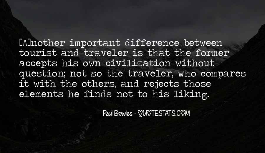 Paul Bowles Quotes #549687