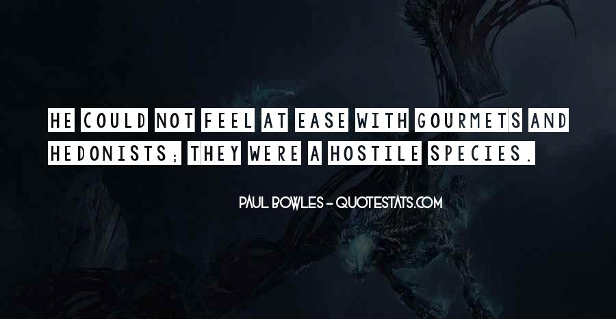 Paul Bowles Quotes #65635