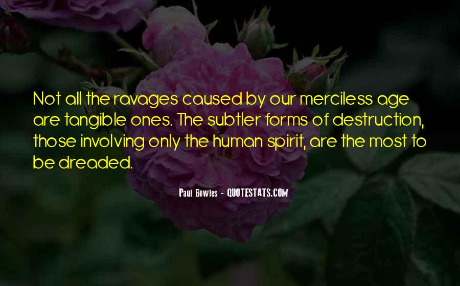 Paul Bowles Quotes #692742