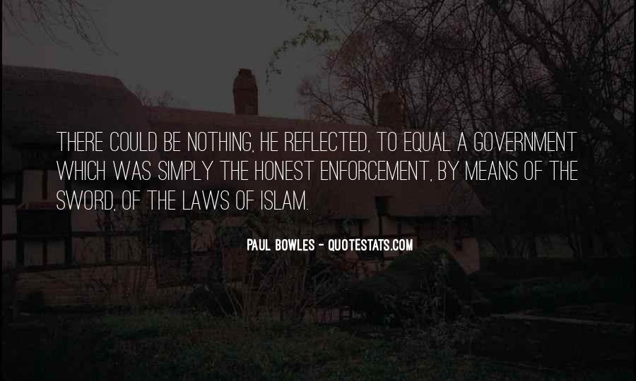 Paul Bowles Quotes #804221
