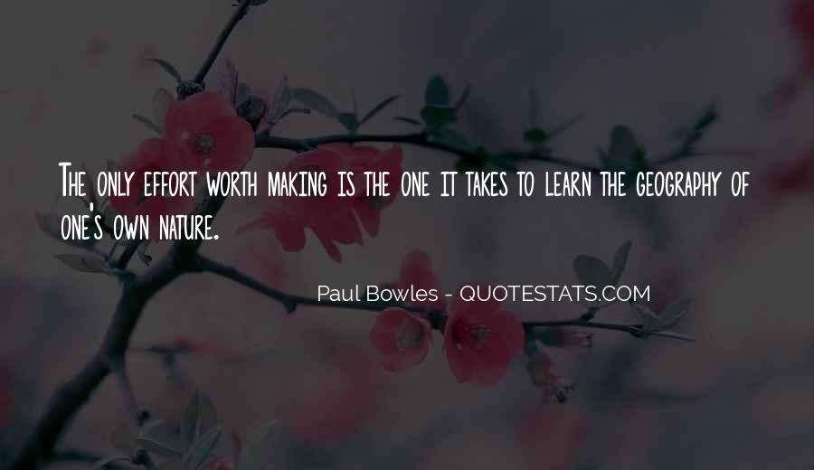 Paul Bowles Quotes #922891