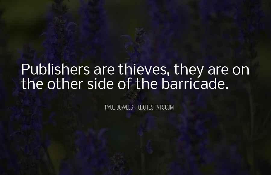 Paul Bowles Quotes #980885